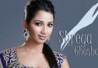 Beautiful Singer Shreya Ghoshal HD Photos & Wallpapers ..