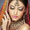 Beautiful Wedding Makeup Pictures – Makeup Vidalondon – bollywood bride make up