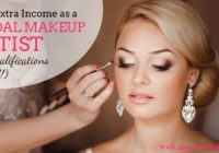 Become a Bridal Makeup Artist: Earn Extra Income – Disease ..