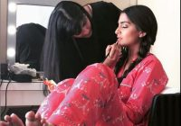 Behind-The-Scene Pictures From The Make-up Room Of ..
