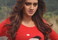 Bengali Actress Nusrat Jahan Latest Photo Stills – tollywood bengali actress photo gallery