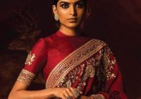 Best 25  High neck saree blouse ideas on Pinterest ..
