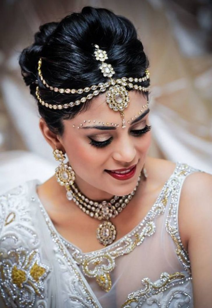 Permalink to Bollywood Bridal Hairstyles