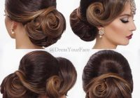 Best 25+ Indian wedding hairstyles ideas on Pinterest ..