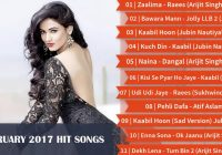 Best & Latest Bollywood Songs | February 2017 | Top New ..