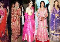 Best Dressed Bollywood Brides – ::MyStylePal:: – bollywood actress bride