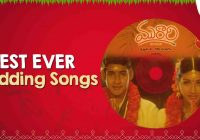 Best Ever Wedding Songs in Tollywood! | Cinema – tollywood wedding songs