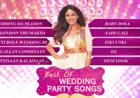 Best of Bollywood Wedding Songs 2015   Non Stop Hindi ..