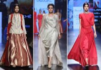 Best of Bridal Wear from Lakmé Fashion Week 2017 ..