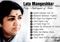Best Of Lata Mangeshkar – Old Hindi Instrumental Songs ..