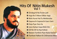 Best Of Nitin Mukesh – Best Bollywood Collection – Old ..
