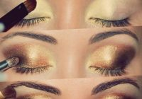 Best Pakistani Bridal Makeup Tips & Ideas   Stylo Planet – indian bridal eye makeup step by step