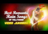 Best Romantic Rain Songs of Tollywood Video Jukebox – YouTube – tollywood romantic songs