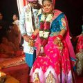 bharti singh and haarsh limbachiyaa at their wedding ..
