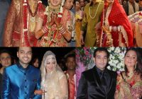 Big fat Bollywood weddings of 2009 – bollywood wedding photos