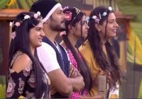 Bigg Boss 2 : housemates dance to Tollywood songs – tollywood telugu songs