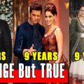 Biggest Age Difference Of Bollywood Couple | STRANGE But ..