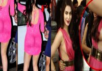 Biggest Wardrobe Malfunction Of Hot Bollywood Celebs ..