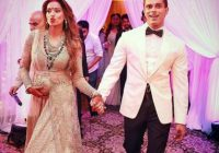 Bipasha Basu's Wedding dresses – Have a Look – Fullonwedding – bollywood wedding
