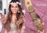 Bipasha Basu Wedding Inspired Full Hand Bridal Henna ..