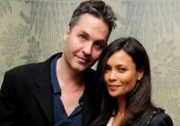 Black Woman White Man Married | Actress Thandie Newton ..