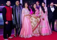 Bollywood actors attend wedding reception of Shatrughan ..