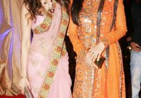 Bollywood Actress & Actors at Ganesh Hegde Wedding ..