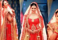 Bollywood Actress & Models in Bridal Lehenga – YouTube – bollywood actress bride