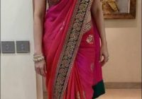 Bollywood Actress Madhuri Dixit in Saree | Designer Sarees ..
