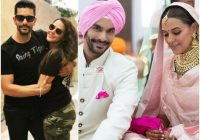 Bollywood Actress Neha Dhupia Wedding Pics | Marriage ..