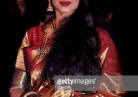 Bollywood Actress Rekha Stock Photos and Pictures | Getty ..