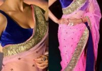 Bollywood Actress Shriya Saran Net Saree in Pink color ..