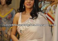 Bollywood Actress Sridevi in Transparent Saree – Saree ..