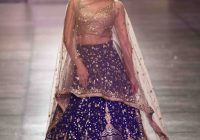 Bollywood actress Yami Gautam in Violet lehenga choli ..