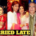 Bollywood Actresses Married Late – bollywood actress marriage video