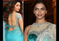 Bollywood Actresses Saree Blouse Designs Blouse patterns ..