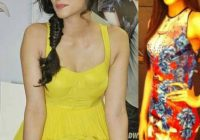 Bollywood Actresses Wardrobe Malfunctions Top 10 Pictures ..