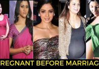 Bollywood Actresses Who Got Pregnant Before Marriage 2017 ..