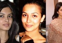 Bollywood Actresses Who Look Gorgeous Without Makeup ..