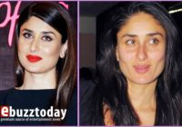Bollywood beauties without makeup: Who is your favorite ..