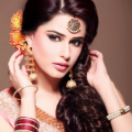 Bollywood bride hairstyles picture