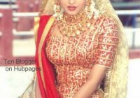 Bollywood Brides – Actresses In Bridal Dress – XciteFun