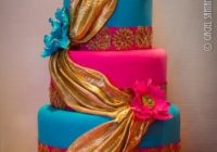 Bollywood Cake – Cake by Amita Singh – CakesDecor – bollywood wedding cake