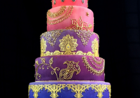 Bollywood Cakes – Food Heaven | Food Heaven – bollywood wedding cake