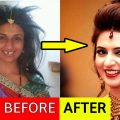 Bollywood Celebrities Without Makeup Before And After ..