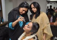 Bollywood Celebrity Make-up Artist with Models : at ..