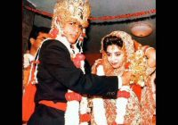 Bollywood celebrity Shahrukh Khan and Gauri Khan marrige ..