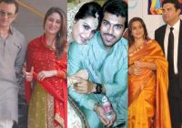 Bollywood couples celebrating their first Holi post-wedding – bollywood wedding couples