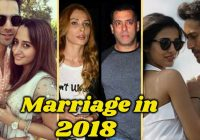 Bollywood couples to get married in 2018 – YouTube – recent marriage in bollywood 2018