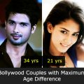 Bollywood Couples with Maximum Age Difference, 2 ..